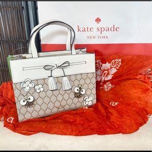 Kate Spade bag 🐝 Embellished satchel🐝BRAND NEW
